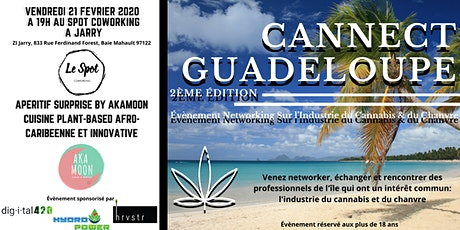 Cannect Guadeloupe #2 billets