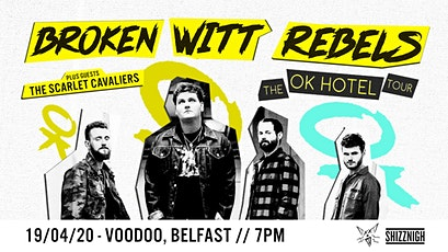 Broken Witt Rebels tickets