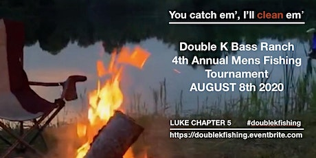 Our 4th Annual Men of God Bass Fishing Invitational and Fellowship tickets