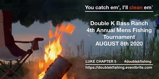Our 4th Annual Men of God Bass Fishing Invitational and Fellowship