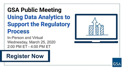 Regulations Management - Public Meeting 2 tickets