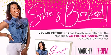 She's Booked  - Book Launch Party tickets