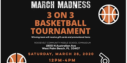 TOP March Madness Basketball Tournament