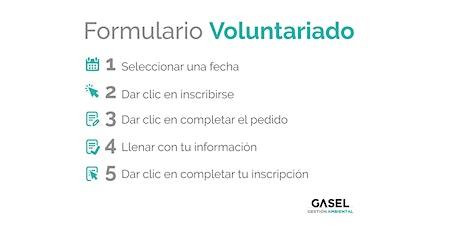 Voluntariado: Limpieza en la comunidad de Agua Caliente, Cartago tickets