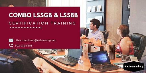 Combo Lean Six Sigma Green & Black Belt Training in La Crosse, WI