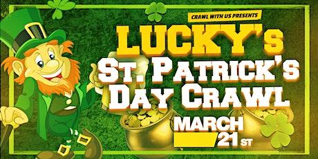 Lucky's St. Patrick's Day Crawl - Virginia Beach tickets