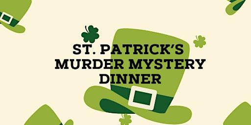 St. Patrick's Murder Mystery Dinner Theater