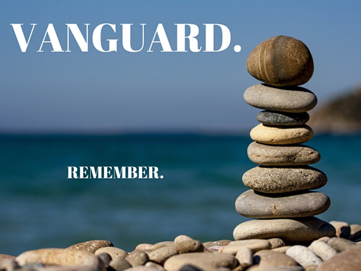 VANGUARD: PAINTING TO REMEMBER.  Join us for a morning of encouragement. image