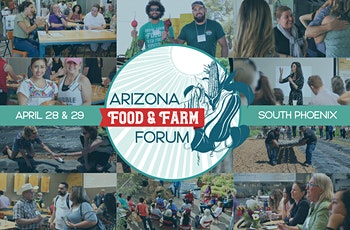 [POSTPONED] 2020 Arizona Food & Farm Forum tickets