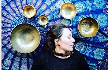 Soundbath & Meditation with Andrea Baquero tickets