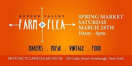 Hudson Valley Farm + Flea Spring Market tickets