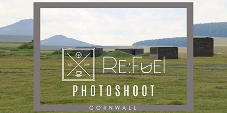 Re:Fuel Photoshoot: Cornwall tickets