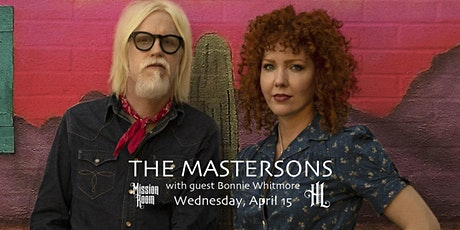 The Mastersons with Bonnie Whitmore tickets