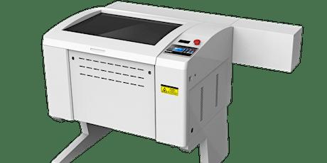 Laser Cutter Training tickets