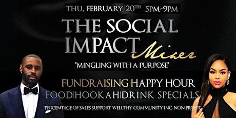 Non-Profit and Social Entrepreneur Happy Hour  tickets