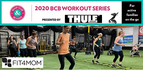 FREE BCB Strides 360™ Workout with FIT4MOM DuPage County Presented by Thule! (Lombard, IL) tickets