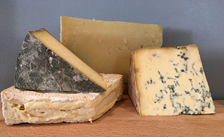 Hulabaloo! Great British Cheese  night -  with Homage2Fromage