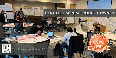 Certified Scrum Product Owner (CSPO) Huntington Beach tickets