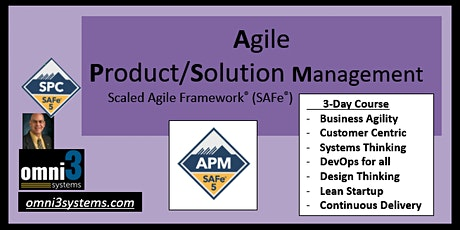 APM-5.0-SAFe_Agile-Product-Mgr[aka-APSM]_Chicago3-day-Design,Product Owner tickets