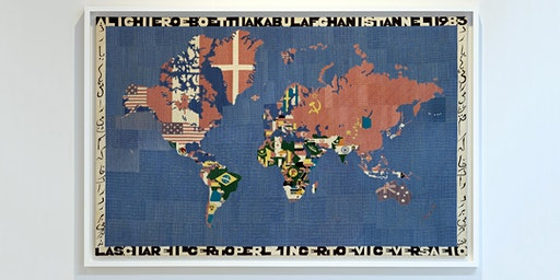 """""""Una visione globale"""": Arte Povera's Worlds: Chris Bennett Lecture"""