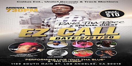 EZ CALL 20/20 tickets