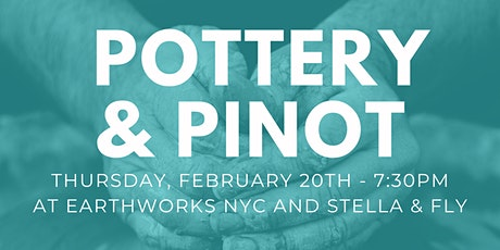 Pottery and Pinot Part Two! tickets