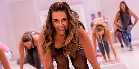 Tone Up Tuesday: FitSpirit Workout (by Antonella Baricelli) tickets