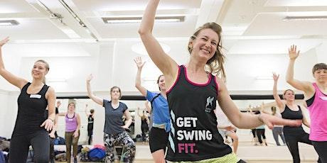 SwingTrain Dance Fitness - First Class FREE!  tickets