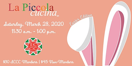 La Piccola Cucina - Torta Camilla tickets