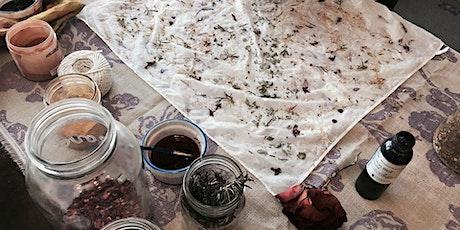 Flower Dyeing/Botanical Alchemy Workshop: A Ceremony of Creativity tickets