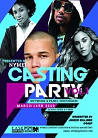 Casting Party Network & Panel Discussion