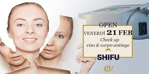 SHIFU & Radiofrequenza | Giornata Open