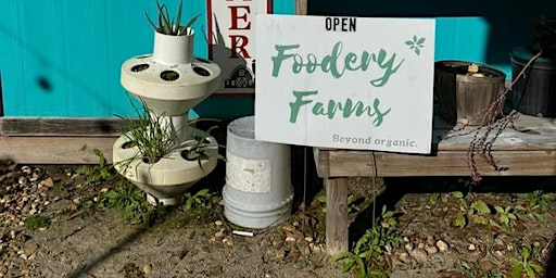 Exclusive Field Trip to See Farm N' Go at Foodery Farms!
