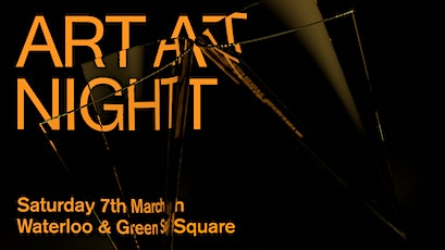 ART MONTH SYDNEY ART AFTERNOON: GREEN SQUARE/WATERLOO tickets