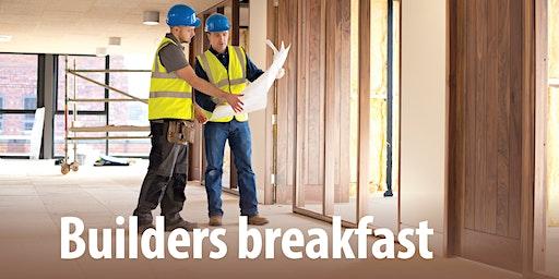 Builders Breakfast - Energy Step Code in Grand Forks