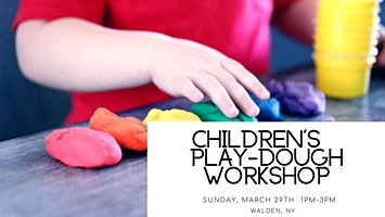 Children's Play-dough Workshop