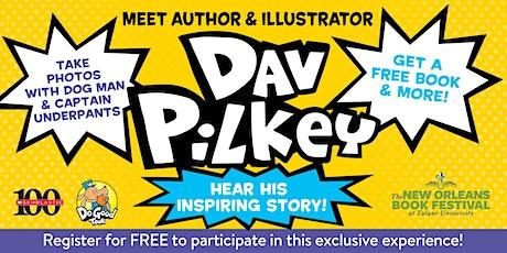 Dav Pilkey's Dog Man Do Good Tour tickets