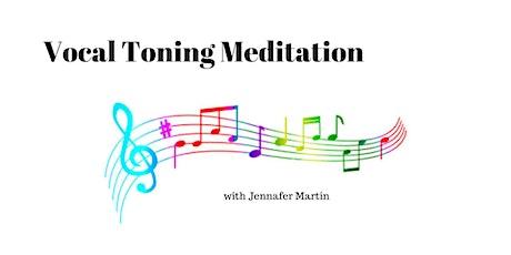 Vocal Toning Meditation tickets