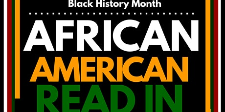 African American Read In tickets