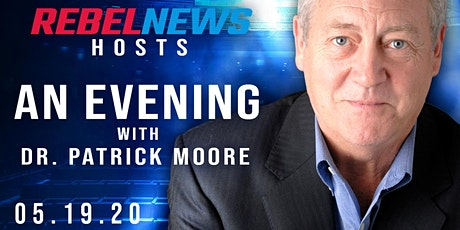 An evening with Dr. Patrick Moore tickets