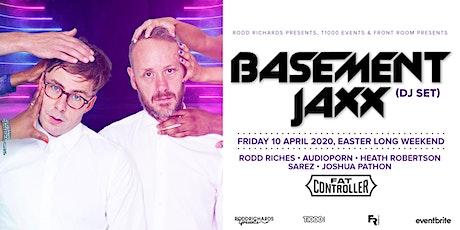 Basement Jaxx (DJ Set) Adelaide tickets