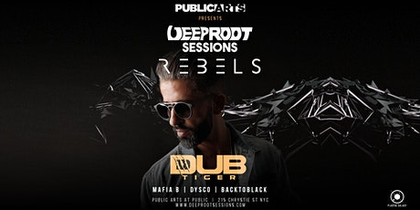 Deep Root Records At Public Arts w/ Dubtiger tickets