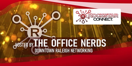 Free Downtown Raleigh Rockstar Connect Networking Event (February, NC) tickets