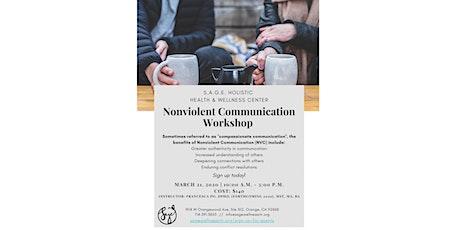 Nonviolent Communication (NVC) Workshop tickets