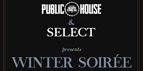 SELECT Winter Soirée @ Public House tickets