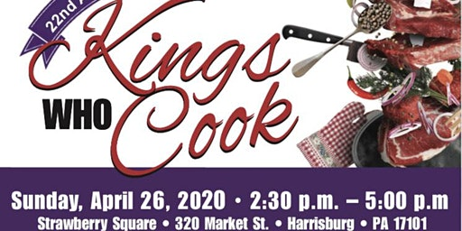 Delta Sigma Theta  22nd Annual Kings Who Cook!