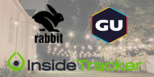 Real Trials Runners of ATL | Hoppy Hour + BBQ | GU, rabbit, & InsideTracker