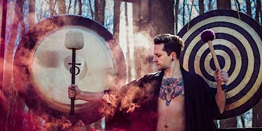 Gong Sound Meditation with Benjamin Savage