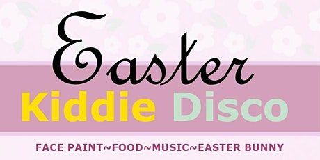 Beyond the Horizons presents Easter Kiddie Disco tickets
