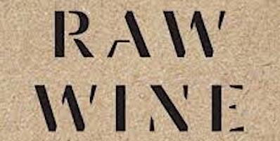 Raw Wine Tasting